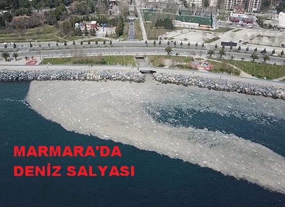 marmara denizi alarm