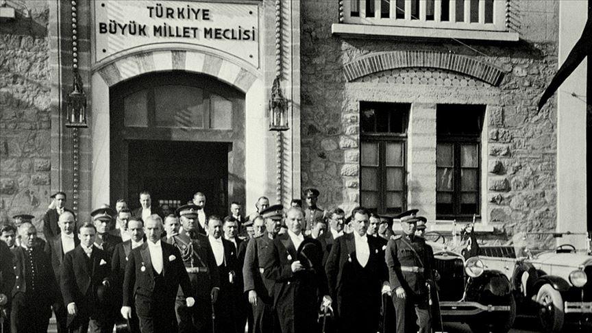 millet meclisi açıldı